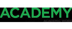 Academy, a part of Academic Work logo
