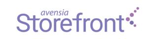 Avensia Storefront logo