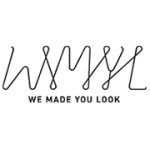 We made you look logo