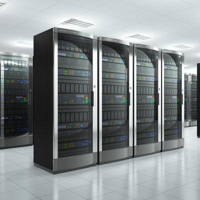 Bigstock network servers in datacenter 45477460
