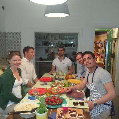 Matlagningskurs 2
