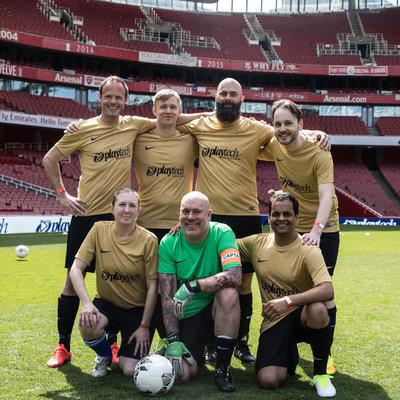 Soccer arsenal malmo